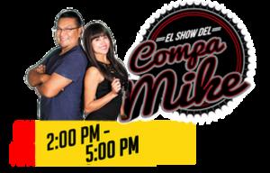 El Show Del Compa Mike en Greenville, SC
