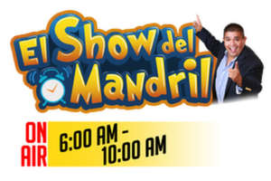 El Show del Mandril | Latin Radio Station Greenville, SC