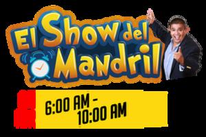 El Show del Mandril   Latin Radio Station Greenville, SC