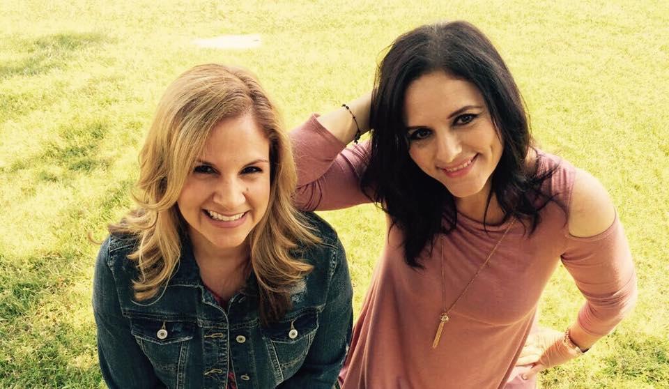 Ana Alicia y Julieta